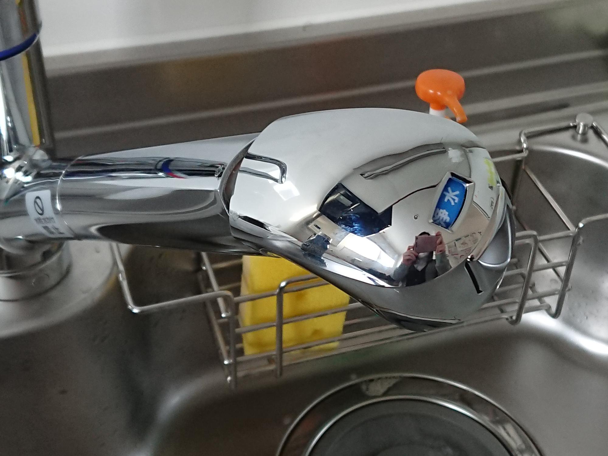 浄水 器 タカギ